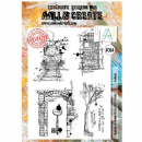 AALL and Create Clear A4 Stamp Set #264 - Archway by Bipasha BK